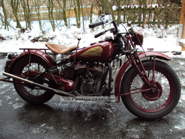 1940 Indian  741 Motorcycle Other photo