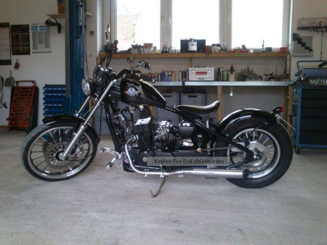 2012 WMI  Barhog 125 Motorcycle Chopper/Cruiser photo
