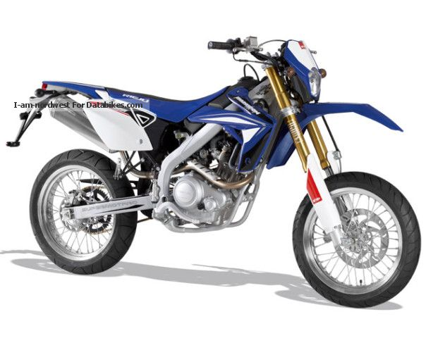 2012 Rieju  Marathon Supermoto 125! SELLOUT! Motorcycle Super Moto photo