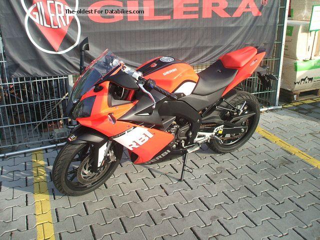 2012 Derbi  GPR 125 4T Motorcycle Motorcycle photo