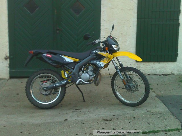 2011 Derbi  Senda R50 Motorcycle Motor-assisted Bicycle/Small Moped photo