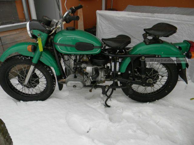 1991 Ural  \ Motorcycle Motorcycle photo