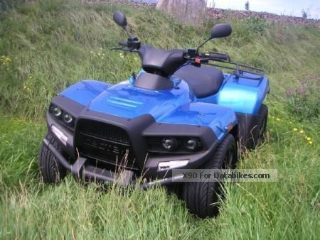 2011 Cectek  500 EFI Motorcycle Quad photo