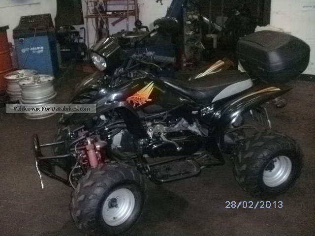 2008 Bashan  ATV 150 S-2 Motorcycle Quad photo