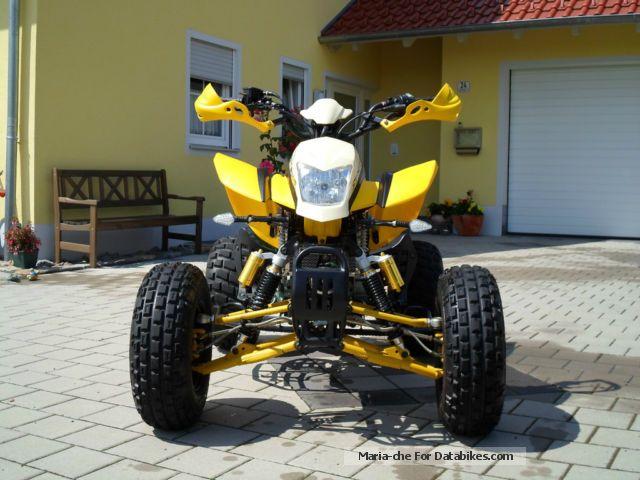 2010 Bashan  BS 250-11B Motorcycle Quad photo