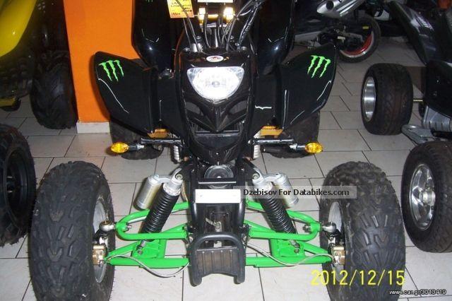 2012 Bashan  200s-7 Motorcycle Quad photo