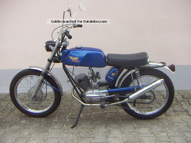 Moto Morini  Corsarino Scrambler 1972 Vintage, Classic and Old Bikes photo