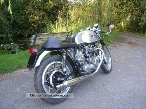 Triton  cafe racer 1958 Vintage, Classic and Old Bikes photo