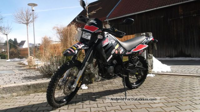 2007 Mz  SX 125 Motorcycle Lightweight Motorcycle/Motorbike photo