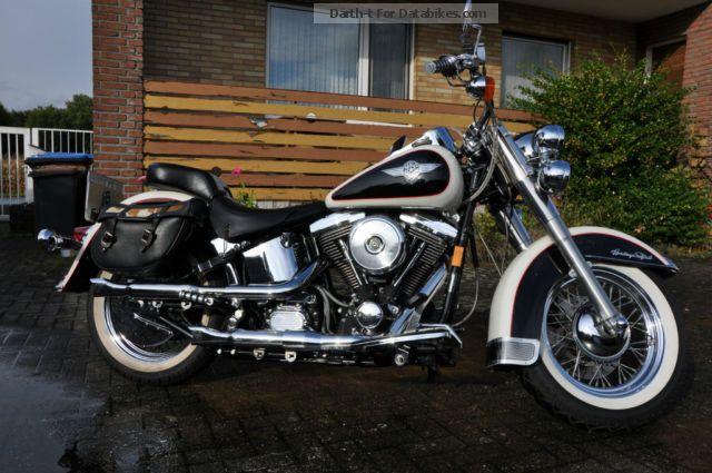 Harley Davidson  Harley-Davidson FLSTN \ 1993 Chopper/Cruiser photo