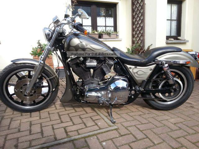 2012 Harley Davidson  Harley-Davidson FXRS SP Motorcycle Chopper/Cruiser photo