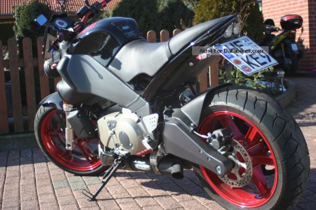 2012 Buell  XB12SS Motorcycle Motorcycle photo