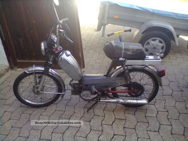 1981 Herkules  Prima 5 SL Motorcycle Motor-assisted Bicycle/Small Moped photo