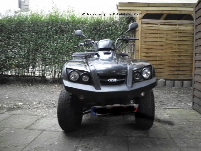 2008 TGB  Blade 250 Motorcycle Quad photo
