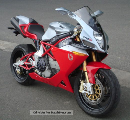 2007 Bimota  DB 5 Öhlins - Ducati 1000DS Motorcycle Sports/Super Sports Bike photo