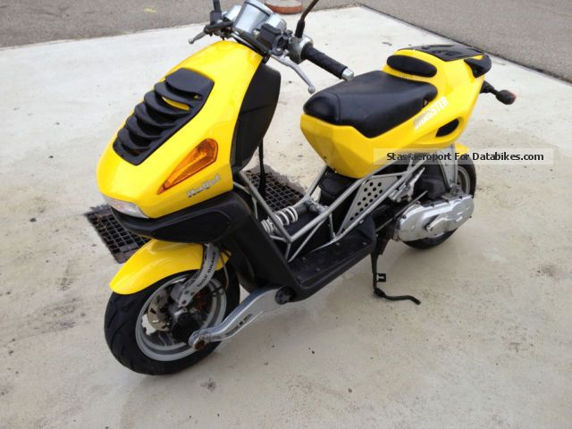 1995 Italjet  dragster Motorcycle Scooter photo