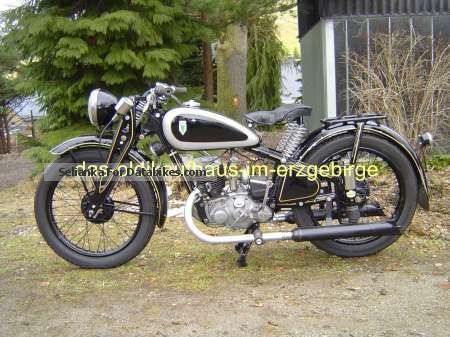 DKW  SB 250 1939 Vintage, Classic and Old Bikes photo