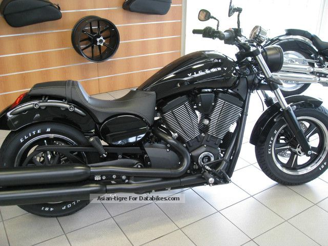 2012 VICTORY  Judge Motorcycle Motorcycle photo