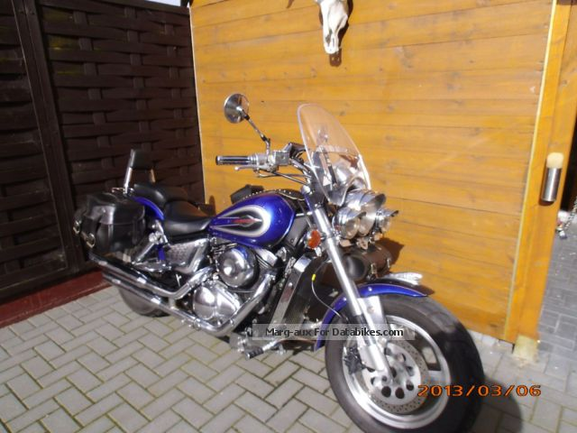 2000 Suzuki  800VZ Motorcycle Chopper/Cruiser photo