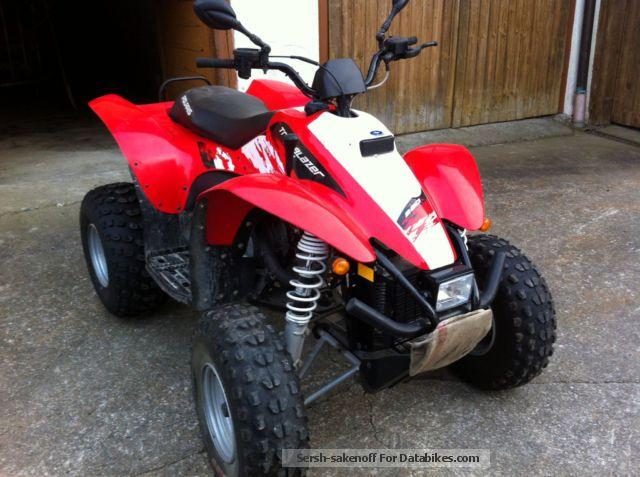2011 Polaris  Trailblazer 330e Motorcycle Quad photo
