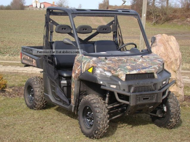 2013 Polaris  Ranger 900 XP including LOF approval Motorcycle Other photo