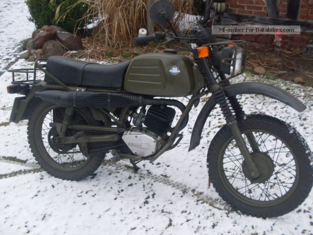 Herkules  K 125 V 2 1974 Vintage, Classic and Old Bikes photo
