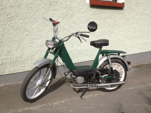 1976 Hercules  m 2 Motorcycle Motor-assisted Bicycle/Small Moped photo