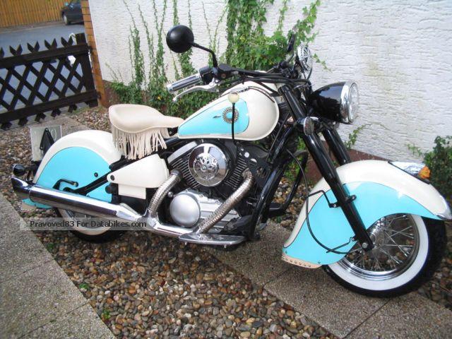 1999 Indian  drifter 800 Motorcycle Chopper/Cruiser photo
