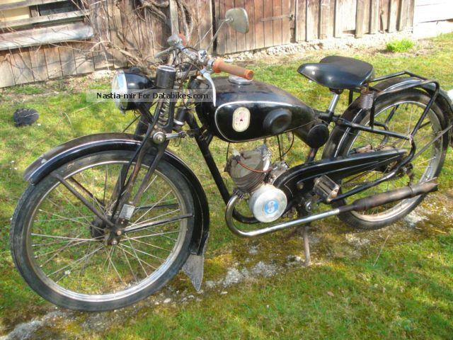 1950 Sachs  Bastert 98 Motorcycle Motorcycle photo