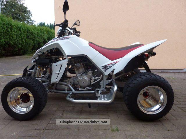 2010 Dinli  Masai 460 Demon Motorcycle Quad photo