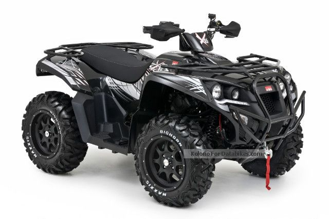 2012 TGB  Online X 6.5 LOF Motorcycle Quad photo