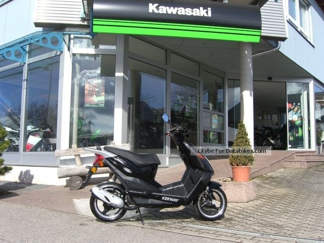 2007 Keeway  Flash 50 Motorcycle Scooter photo