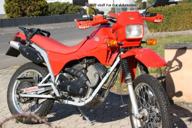 1986 Moto Morini  350 Kanguro XE2 Motorcycle Enduro/Touring Enduro photo