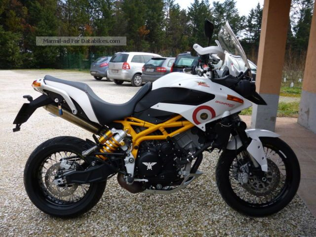 2011 Moto Morini  Granpasso Limitede Edition 7 \\ 7 Motorcycle Sport Touring Motorcycles photo