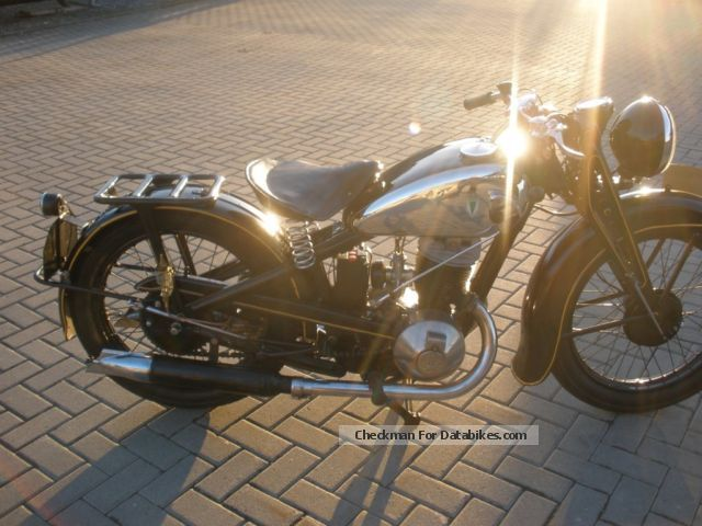 DKW  sb 1935 Vintage, Classic and Old Bikes photo