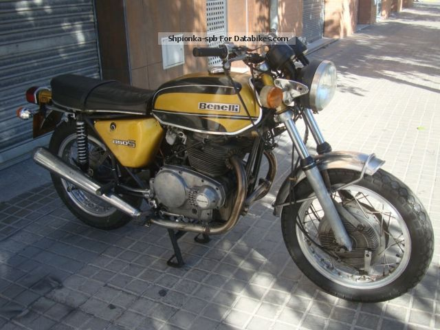 Benelli  Tornado 650 1972 Vintage, Classic and Old Bikes photo