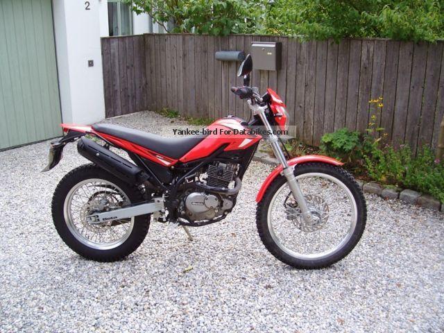 2007 Beta  ALP 200 Motorcycle Other photo