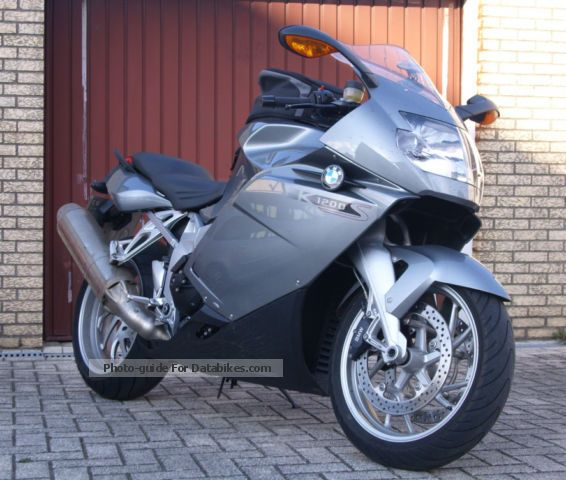 2012 BMW  K1200S Motorcycle Sport Touring Motorcycles photo