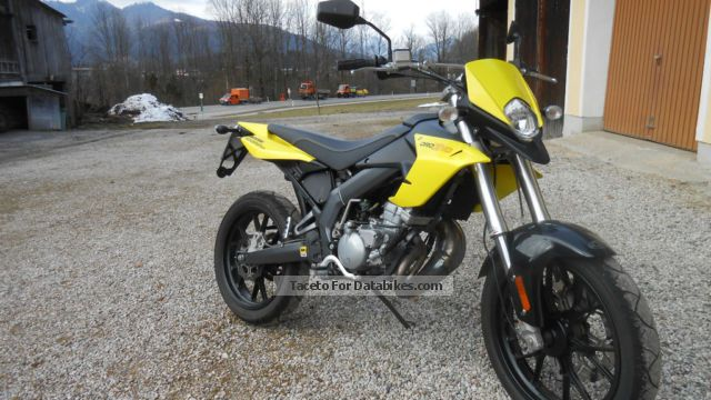 2010 Derbi  Senda Evo 50 SM Motorcycle Super Moto photo