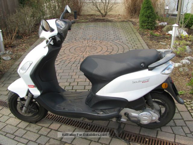2009 Derbi  Boulevard 25 Motorcycle Motor-assisted Bicycle/Small Moped photo