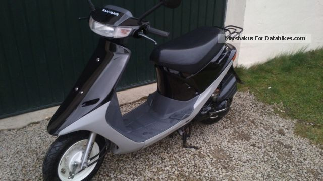 1996 SYM  Flash / Free Motorcycle Scooter photo