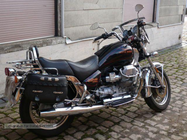 1997 Moto Guzzi  califorrnia evo 1100 i Motorcycle Chopper/Cruiser photo