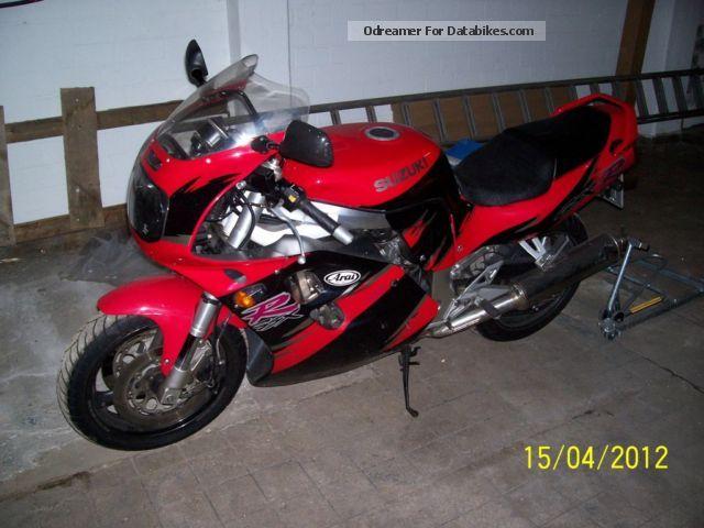 1994 Suzuki  GSX 1100 RW Motorcycle Sport Touring Motorcycles photo