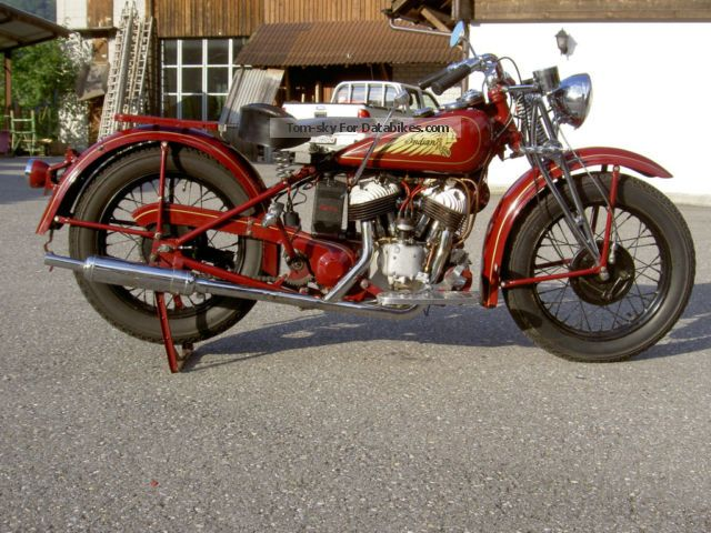 Indian  741 1945 Vintage, Classic and Old Bikes photo