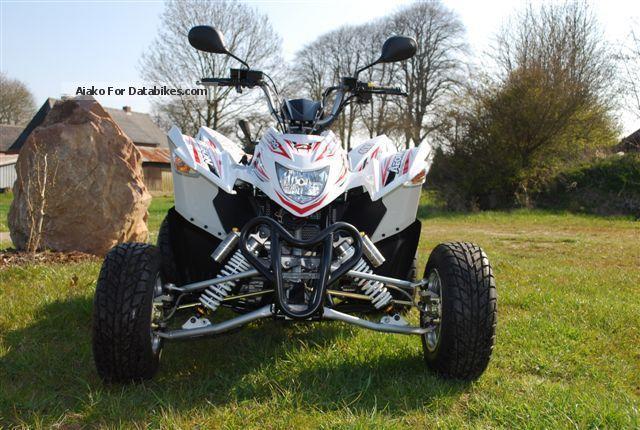 2013 Aeon  Cobra 400 Motorcycle Quad photo