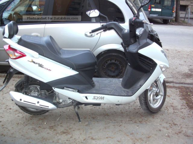 SYM Bikes And ATV's (With Pictures