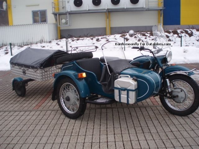2012 Ural  Collectible!! 2WD + R. Motorcycle Combination/Sidecar photo