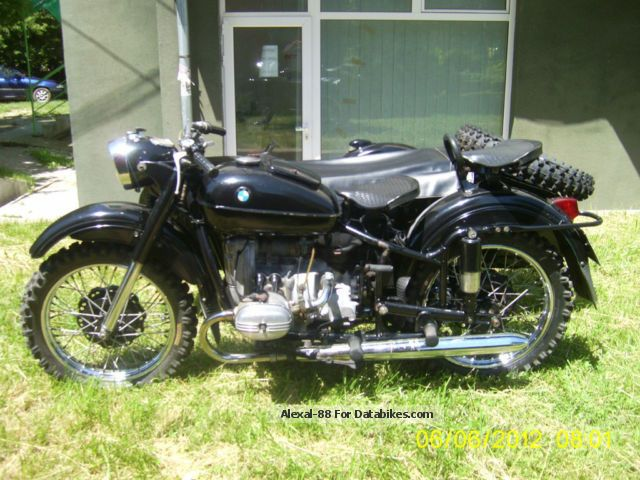 Ural  M66 1970 Vintage, Classic and Old Bikes photo