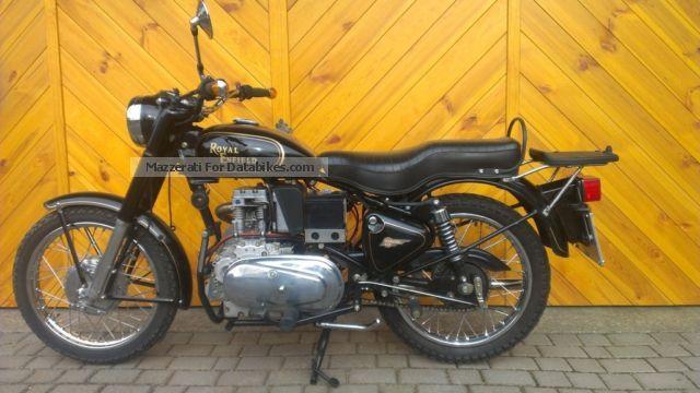 2006 Royal Enfield  Summer diesel Motorcycle Motorcycle photo