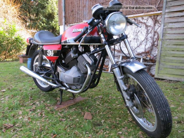 Moto Morini  350 Sport 1975 Vintage, Classic and Old Bikes photo